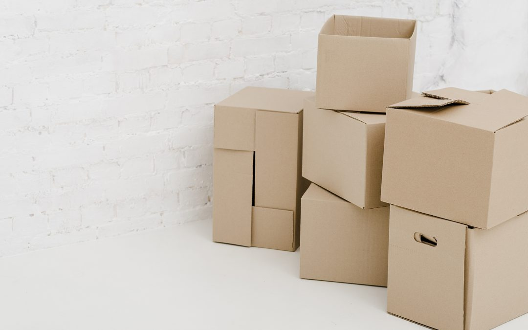 Moving in or out? Don't sweat it!